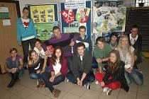 Studenti z plzeňské a regensburgské školy se zúčastnili společného projektu týkajícího se vodních ploch