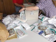 Policisté zlikvidovali celkem 25 kilogramů drog.