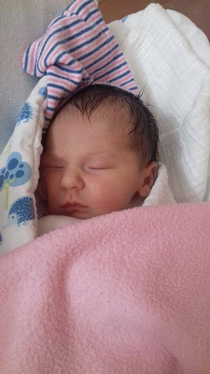 Natálie Tomanová z Klatov se narodila v klatovské porodnici 9. dubna v 9:40 hodin (49 cm, 3150 g). Rodiče Nikol a Lukáš dopředu věděli, že jejich druhorozeným miminkem bude holčička. Z malé Natálky má radost i starší bráška Samuel (2,5 roku).