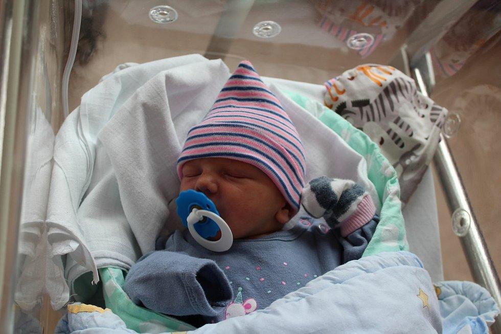 Nikolas Rauner (2960 g, 46 cm) se narodil 25. května v 1:10 ve FN Lochotín. Rodiče Karel a Jana z Plzně věděli dopředu, že budou mít kluka.