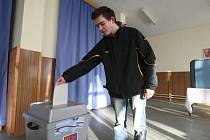 Prezidentské volby a referendum v Plzni