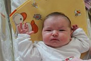 Agáta Borovičová se narodila 22. července v 9:54 rodičům Anetě a Adrianovi z Plzně. Po příchodu na svět ve Fakultní nemocnici Plzeň vážila sestřička malé Adrianky 4270 gramů a měřila 51 centimetrů.