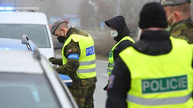 Policejní namátkové kontroly