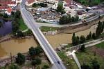 28. srpna 2002, most v Plzni-Lobzích