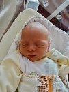 Antonín Gruber se narodil 24. dubna v 11:20 mamince Kamile a tatínkovi Václavovi ze Stoda. Po příchodu na svět ve FN Plzeň vážil bráška ročního Vašíka 3650 gramů a měřil 51 centimetrů