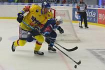 Hokejisté Škody Plzeň zůstávají na vlastním ledě stoprocentní, když  v úterním utkání pátého extraligového kola porazili nováčka z Českých Budějovic 4:2.
