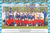 SK Slovan Plzeň 1910 - žáci