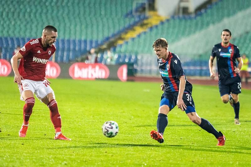 Fotbalisté Viktorie Plzeň prohráli odvetu play-off Evropské konferenční ligy s CSKA Sofia a potřetí v řadě budou bez podzimu v pohárové Evropě.