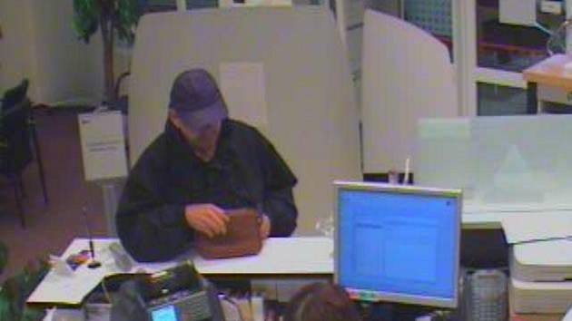 Policie hled mue, kter pepadl banku v Temon