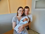 Josef Vaněk se narodil 28. května v 6:30 mamince Jitce a tatínkovi Janovi z Plzně. Po příchodu na svět v porodnici U Mulačů vážil bráška dvouletého Jakoubka 2850 gramů a měřil 47 centimetrů.