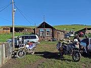 Pavel Pondělík vyrazil na své motorce ze Smederova na jižním Plzeňsku do ruského Magadanu