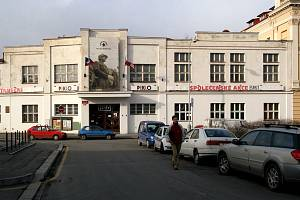 Budova kulturního domu Peklo v Plzni