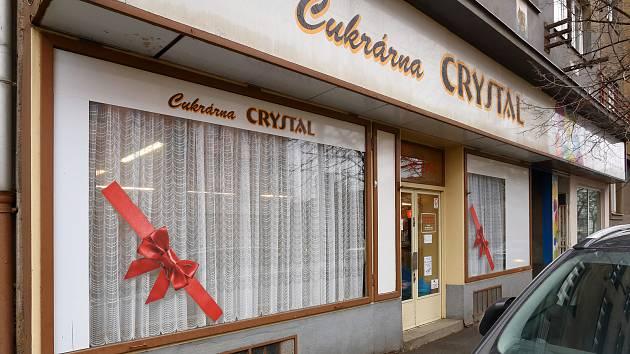 Cukrárna Crystal na Klatovské třídě v Plzni