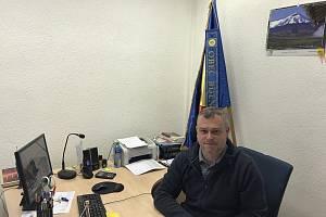 Petr Chleborád stojí v čele obce už druhé volební období.