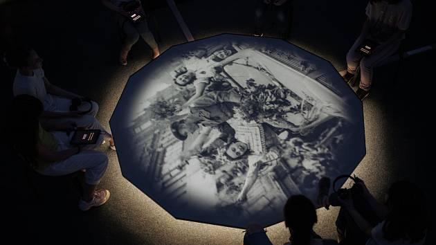 Expozice Osvobození bez svobody.