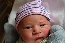 Matias Hajda se narodil 2. října ve 22:22 mamince Ivetě a tatínkovi Honzovi ze Šťáhlav. Po příchodu na svět ve Fakultní nemocnici v Plzni vážil jejich prvorozený synek 3800 gramů a měřil 51 centimetrů.