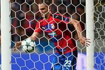 """I když na jaře ještě Marek Bakoš hájil barvy Liberce, chce dát pod Ještědem bývalému klubu gól. """"Samozřejmě bych ho oslavil, to k tomu patří,"""" říká útočník Viktorie."""