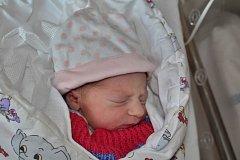 Thea Trojánková z Nepomuku (3100 g, 52 cm) v klatovské porodnici 9. března v 7.04 hodin. Rodiče Klára a Zdeněk přivítali na svět svoji prvorozenou dceru společně