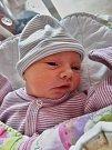 Emma Krčmářová se narodila 25. ledna v 8:32 mamince Kláře a tatínkovi Jaroslavovi z Plzně. Po příchodu na svět v plzeňské fakultní nemocnici vážila jejich prvorozená dcerka 3210 gramů a měřila 51 centimetrů.