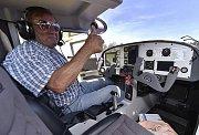 Pilot s největším počtem startů