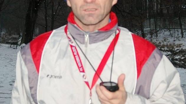 Karel Krejčí, trenér dorostu FC Viktoria Plzeň