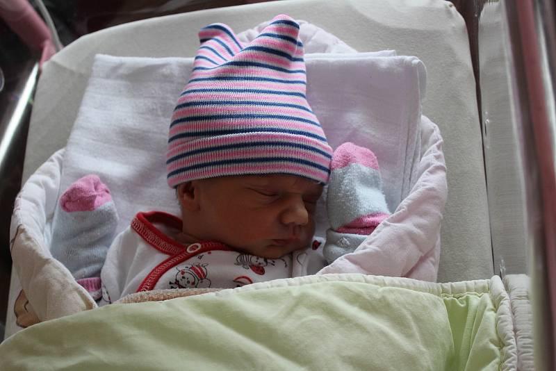 Natálie Milanovićová (2550 g) se narodila 26. září 2021 v 11:22 hodin ve Fakultní nemocnici Lochotín. Maminka Šárka a tatínek Nebojša z Plzně věděli dopředu, že jejich první dítě bude holčička.