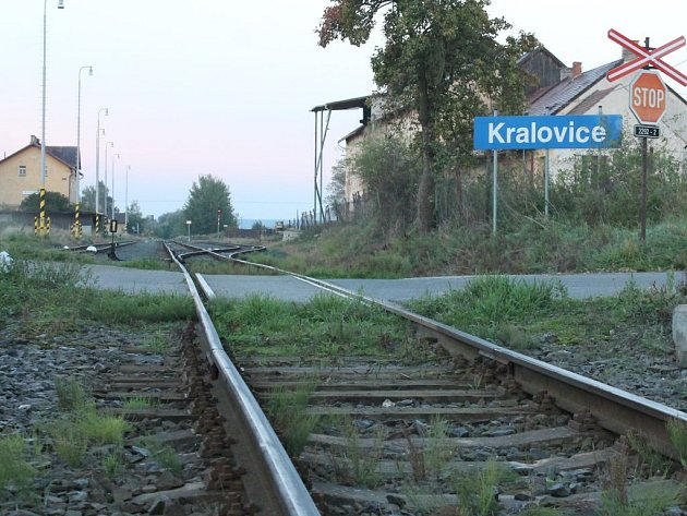 Železniční trať 162 Kralovice - Rakovník