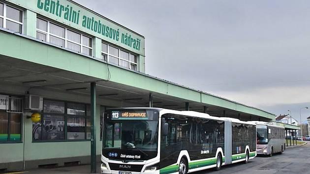ČSAD Plzeň nezaniklo, je nyní součástí Z-Group bus.