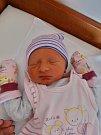 Natálie Serynková se narodila 30. března v17:39 mamince Žanětě a tatínkovi Davidovi zPlzně. Po příchodu na svět vplzeňské FN vážila jejich prvorozená dcerka 2410 gramů a měřila 47 centimetrů.