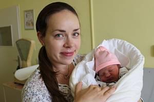 Alena Kovářová se narodila 13. října ve 23:32 mamince Kateřině a tatínkovi Martinovi z Plzně. Po příchodu na svět v porodnici U Mulačů vážila jejich prvorozená dcerka 3320 gramů a měřila 49 centimetrů.