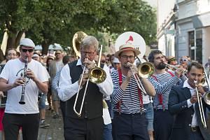 Mezinárodní dixielandový festival Plzeň 2019