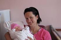 Tereza (3,57 kg) přišla na svět 18. května v 9:28 v plzeňské fakultní nemocnici. Ze své prvorozené holčičky se radují maminka Jitka Hampeková a tatínek Richard Hampek z Mariánských Lázní