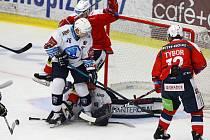 hokej extraliga HC Škoda Plzeň x HC Dynamo Pardubice