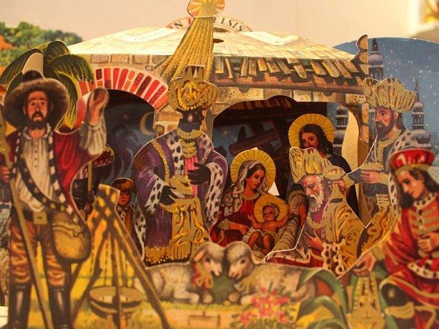Výstava betlémů v Mariánské Týnici