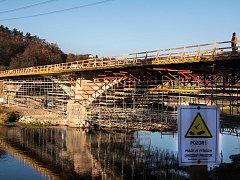 Rekonstrukce dolanského mostu