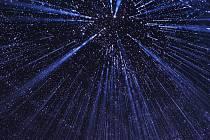 Instalace Brocken Japonce Yasuhiro Chidy pozve návštěvníky festivalu BLIK BLIK na výlet do vesmíru