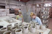 Budoucí keramičky z Horní Břízy na praxi v Portugalsku