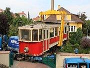 Plzeňské městské dopravní podniky získaly historickou tramvaj Ringhoffer