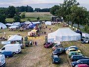Již potřinácté ožije koncem srpna festivalová louka v Horčápsku u Březnice festivalem Kačeři.