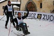Jan Tománek absolvoval další ze závodů, tentokrát ve Švýcarsku