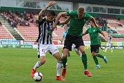 1. FK Příbram - Dynamo České Budějovice 2:0 (2:0)