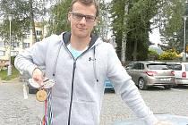 K   MEDAILÍM z minulých olympijských her by rád Daniel Havel přidal i nějakou další.