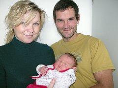 V pondělí 11. ledna maminka Jitka a tatínek Petr z Cetyně poprvé sevřeli v náruči dcerku Petrušku Fialovou, vážila 3,32 kg a měřila 49 cm. Svět bude zkoumat s dvouapůlletou sestřičkou Aničkou.