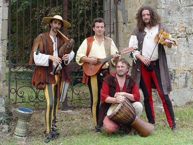 Skupina historické hudby Krless