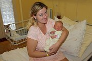 Prvorozená Sofie Vyhlídalová se narodila 2. prosince v 18.33 šťastným rodičům Kateřině Brunové a Janu Vyhlídalovi. Při narození Sofinka měla 3,7 kg a 50 centimetrů. Rodina bude společně žít v Chotěticích.