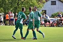 Fotbalisté Podlesí si další vítězství sezoně nepřipsali.