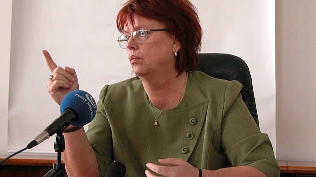 Tajemnice příbramského městského úřadu Jarmila Nováková