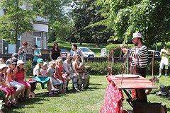 Tradiční Korzo Obora přilákalo mnoho návštěvníků, také díky letnímu počasí.