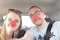 PŘED MICHAELOU ŠOFKOVOU a Davidem Švecem z Dublovic stojí  výzva v podobě autostopu na více než pět tisíc kilometrů.