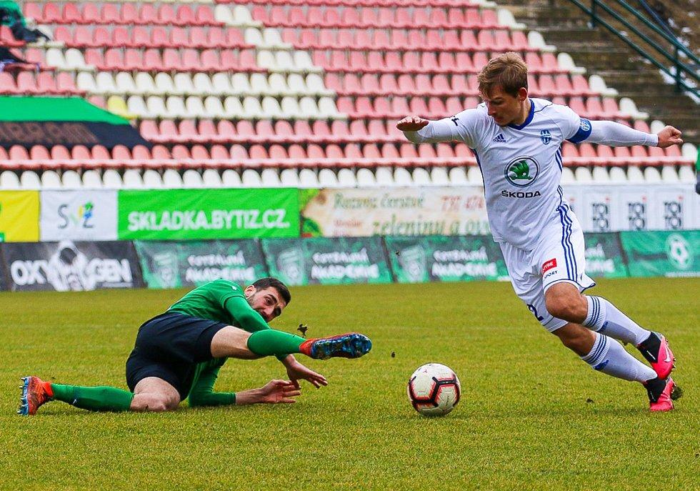 Příbram remizovala ve 23. kole FORTUNA:LIGY s Mladou Boleslaví 0:0.